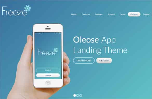 83 free bootstrap themes templates free premium for Html welcome page template