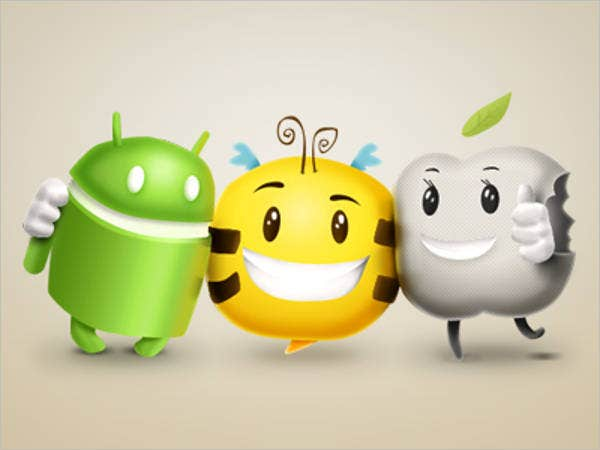 android-apple-icons