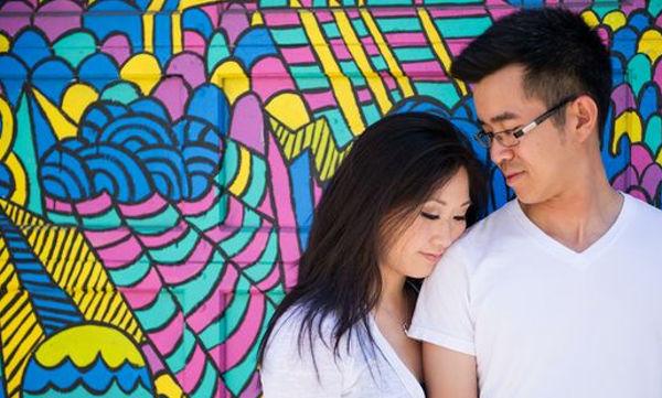 graffiti portrait photography