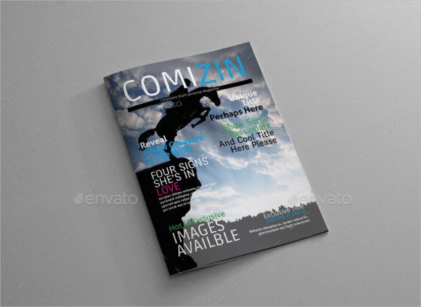 Corporate Multipurpose Magazine Template