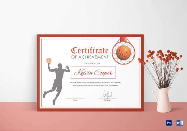 basketball-award-achievement-certificate-template