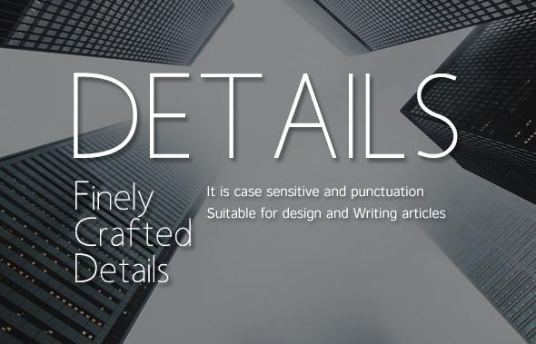 beautiful multipurpose font