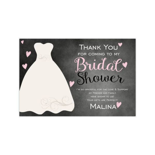 bridal shower thank you card1