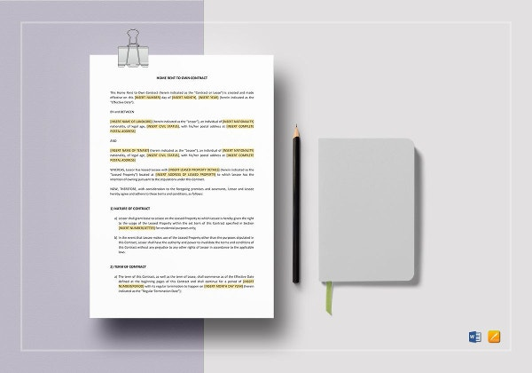 editable-home-rent-to-own-contract-template