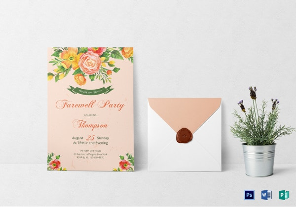 floral-farewell-party-invitation-template