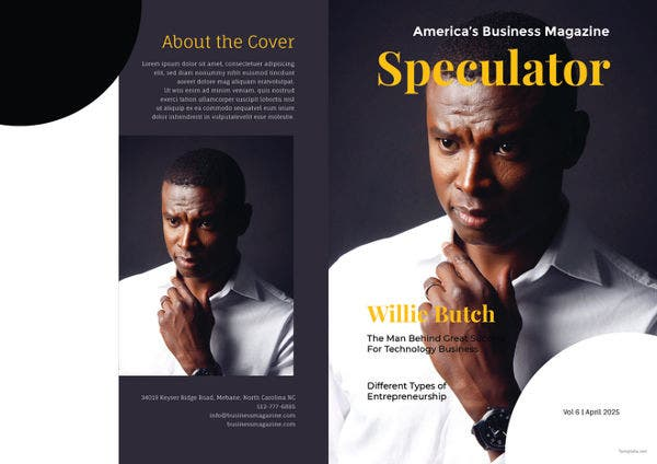 free-business-magazine-template