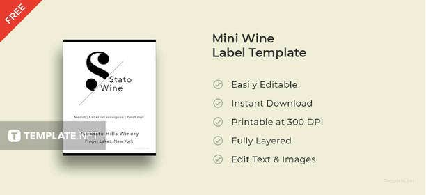 free-mini-wine-label-template