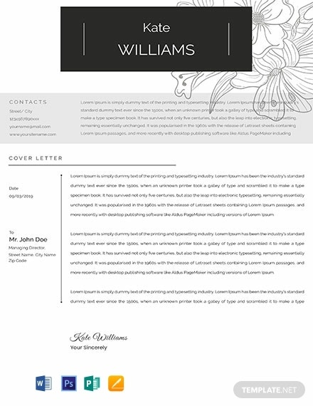 free one page personal resume 440x570 1