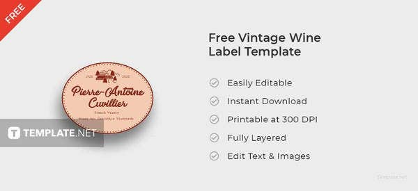 free-vintage-wine-label-template