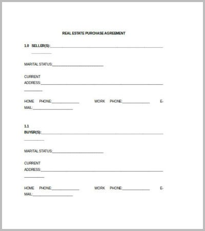 60+ Agreement Template – Free Word, Pdf Documents Download | Free