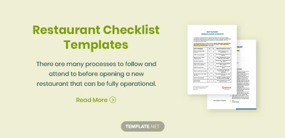 restaurantchecklisttemplates1