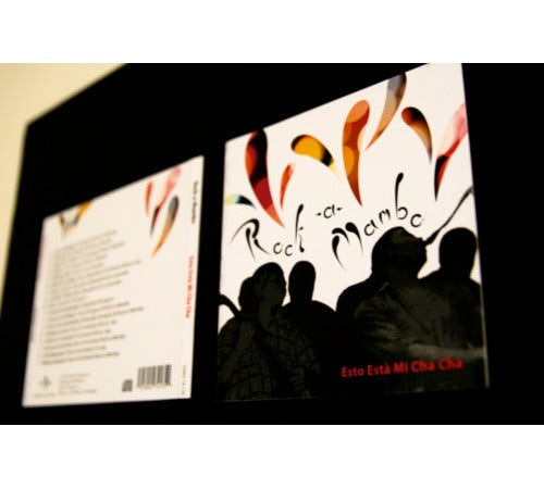 rock a mambo cd packaging