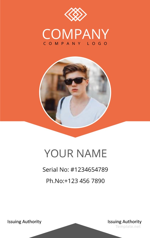 sample-company-id-card-template