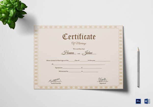 simple-marriage-certificate-template