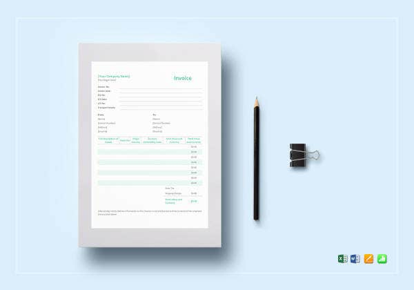 simple-proforma-invoice-template