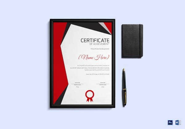 sports-achievement-award-certificate-template