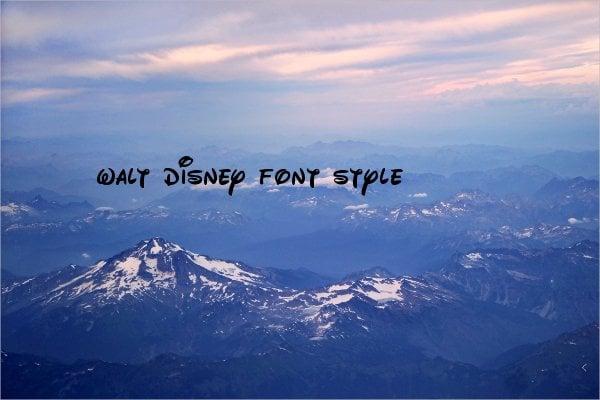 walt-disney-font-style