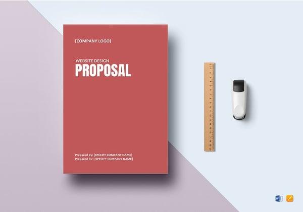website-design-proposal-template
