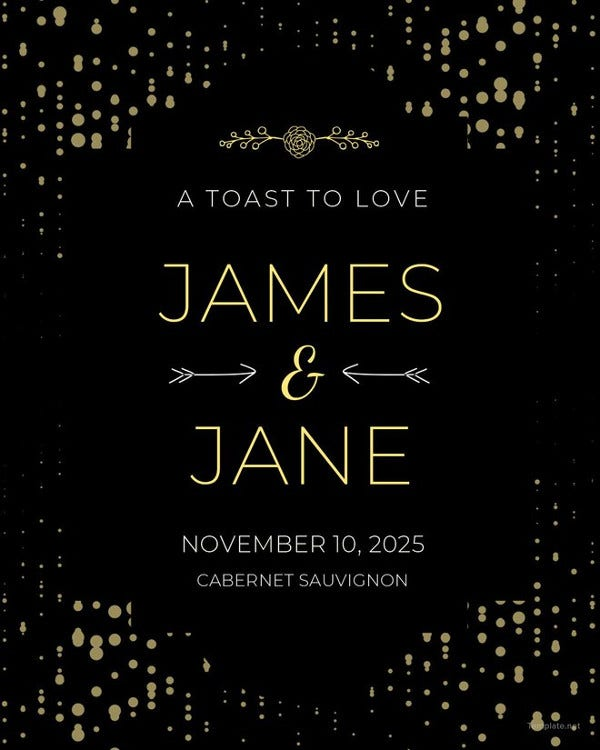 wedding-wine-label-template
