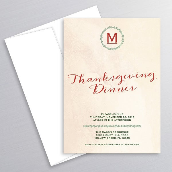 59 dinner invitation designs psd ai free premium templates