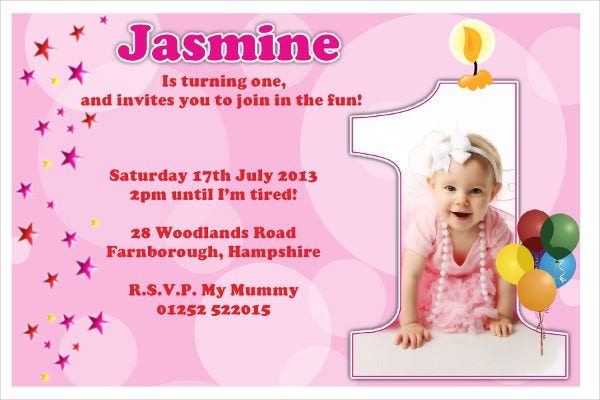 funny happy birthday invitation