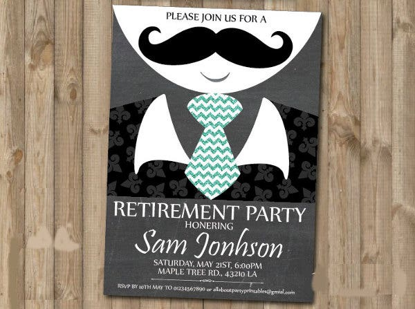 retirement-dinner-invitation-card