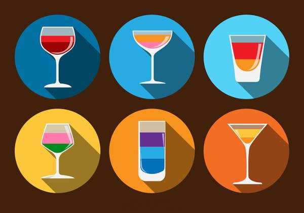 cocktail-beverage-icons