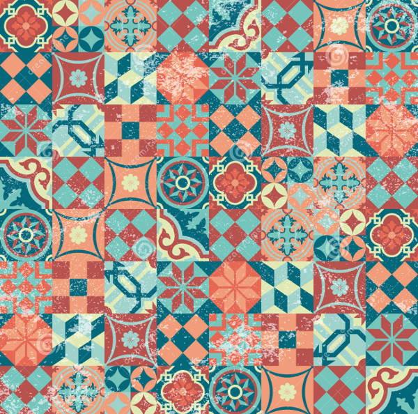 vintage-mosaic-pattern