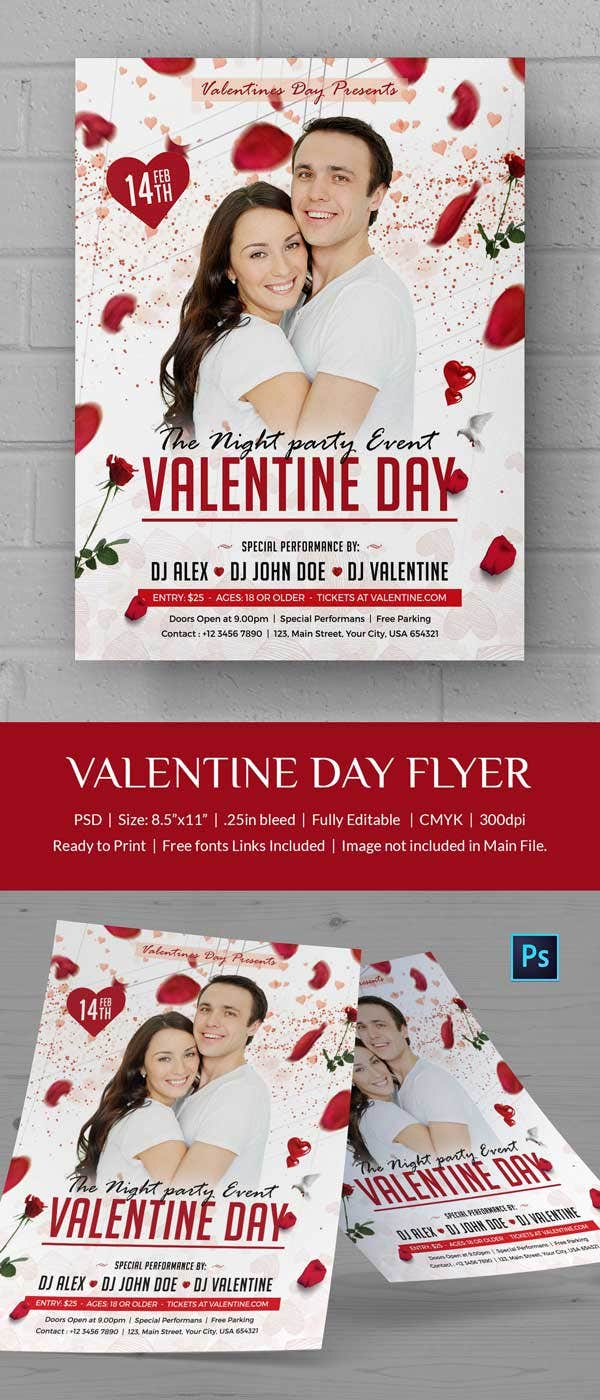 valentines day flyer 2 600
