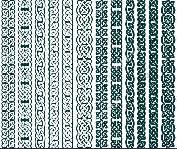 celtic pattern border
