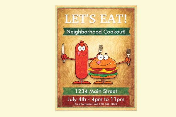 neighborhood-cookout-flyer
