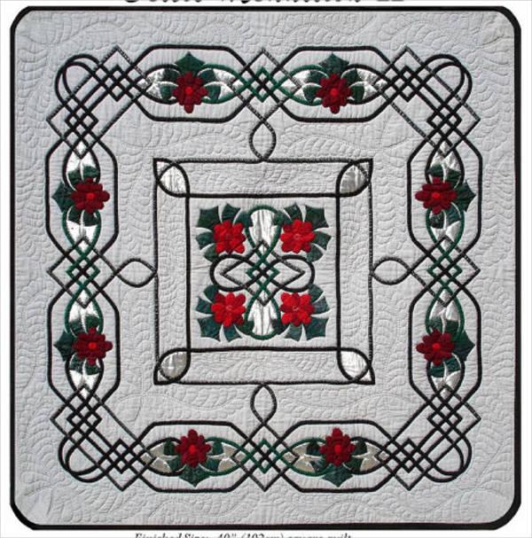 celtic quilt pattern