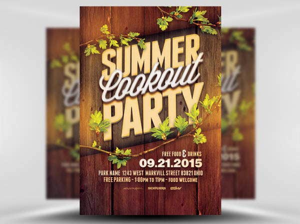 summer-cookout-flyer