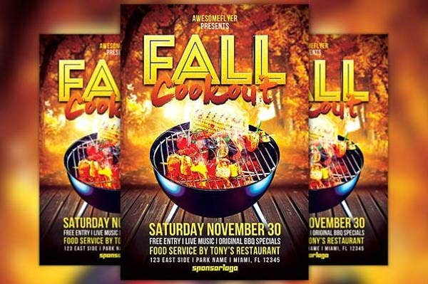 fall-cookout-flyer