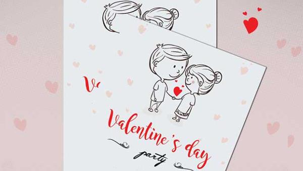 valentine'sdaytemplate