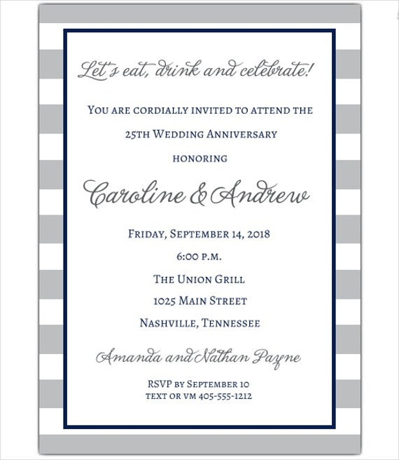 wedding-anniversary-party-invitation