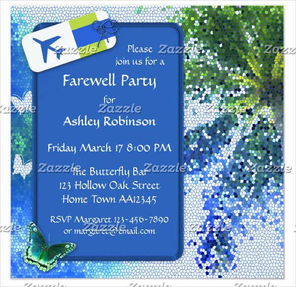 corporate-farewell-dinner-invitation