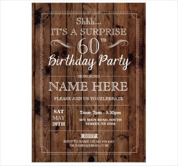 printable surprise birthday party invitation1