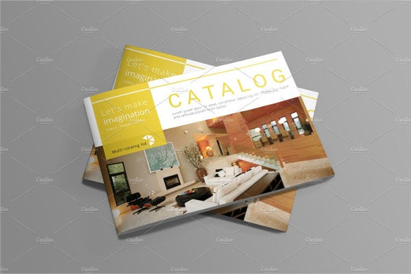 Multipurpose Fashion Catalog Template