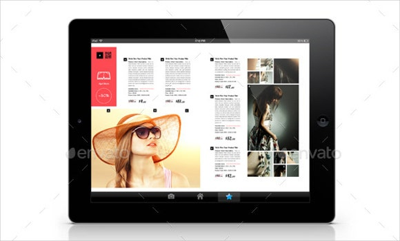 e-product-catalogue-template