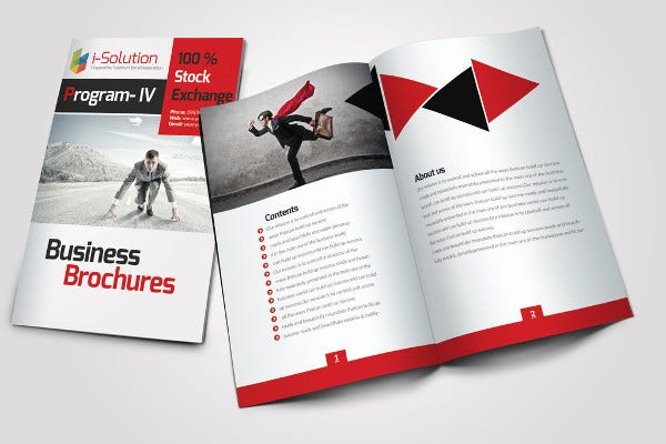 16 Business Catalog Template Free Sample Example Format