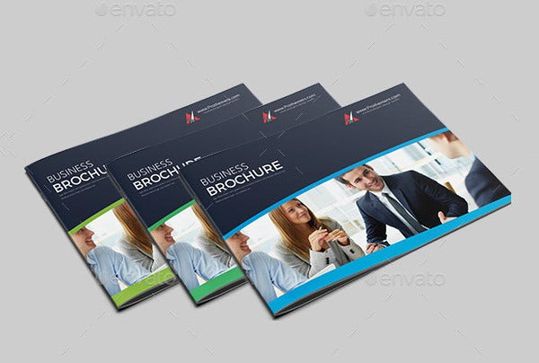 Corporate Business Catalog Template