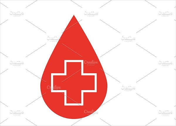 blood-drop-vector