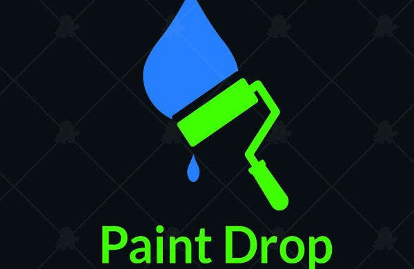 paint-drop-vector