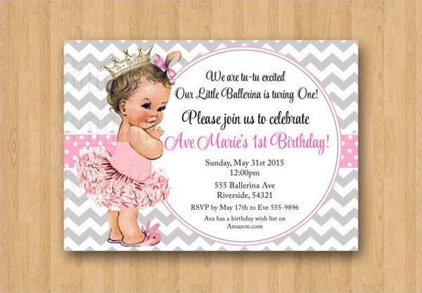 41 Birthday Invitation Designs Psd Ai Free Premium Templates