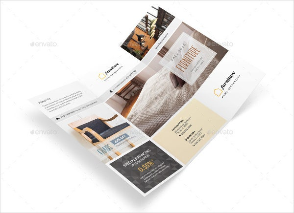 11  furniture brochures