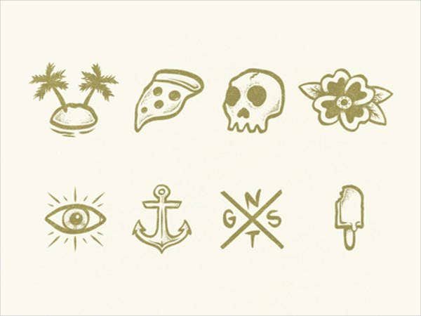 summer-flower-icons