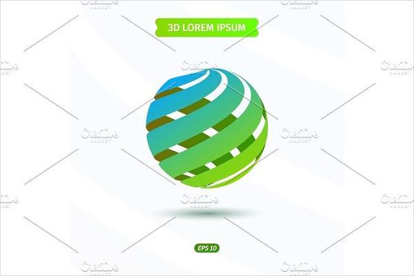 spiral globe logo
