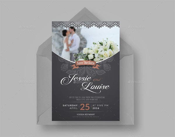 diy traditional wedding invitations1