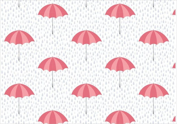 Umbrella Rain Vector
